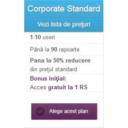 Corporate Standard